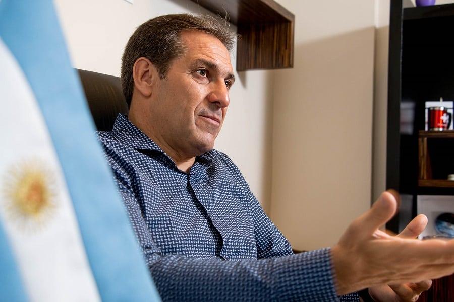 Juan Aguilar, nuevo presidente de FAETyL